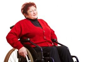 אביזרים ועזרים לסיוע בניידות של מבוגרים