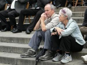 אוסטיאופורוזיס בקשישים