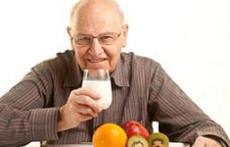 מדריך תזונה נכונה ובריאה בגיל הזהב